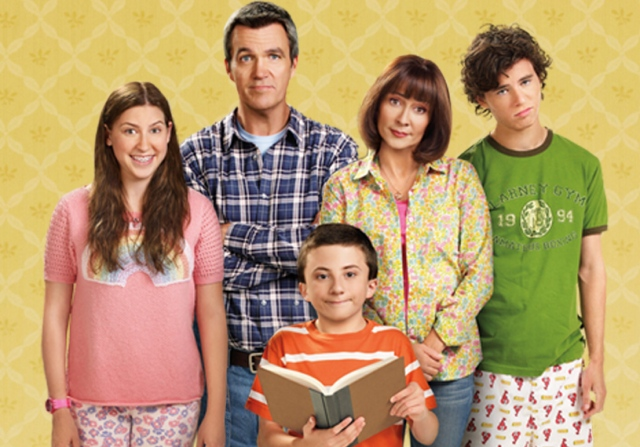 CBS #1 Wednesday as ABC's 'The Middle' top program. Wisconsin beats U.S.C. to win Holiday Bowl in San Diego on ESPN.