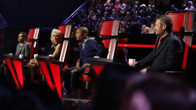 NBC #1 Tuesday as 'The Voice' was the top program.
