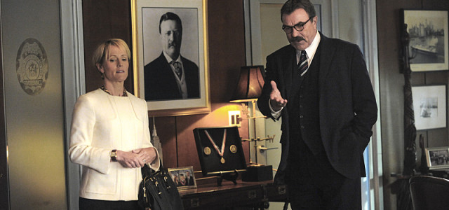 CBS #1 again on Friday as 'Blue Bloods' was the top program.