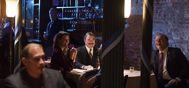 CBS #1 Friday as 'Blue Bloods' finished as the top program.