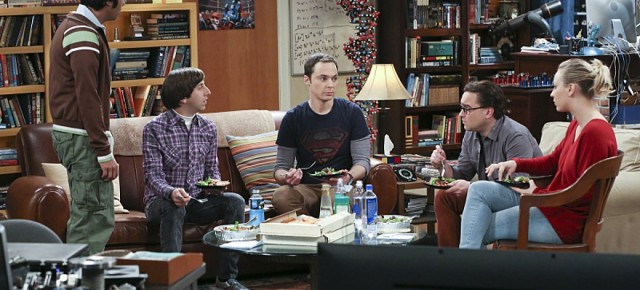 FOX #1 Thursday but CBS' 'The Big Bang Theory' top program with over 15 million viewers.