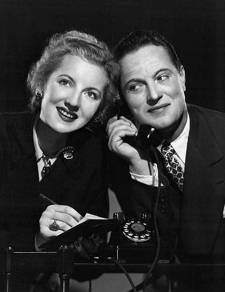 Alice_Frost_Joseph_Curtin_Mr._and_Mrs._North_1950