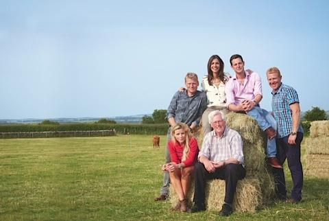 BBC One #1 in the UK Sunday as 'Countryfile' top program.