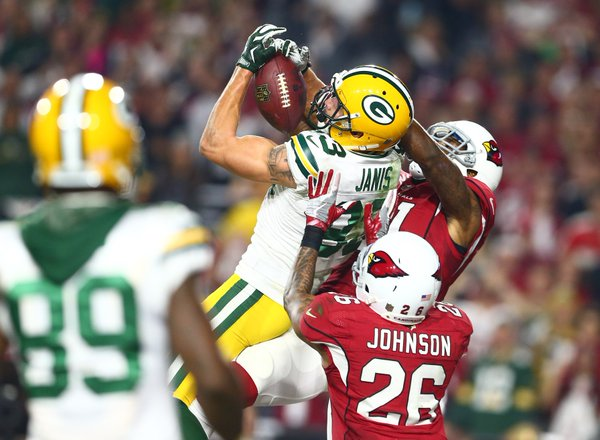 NBC #1 Saturday as 'NFL NFC Divisional Playoff Game' with Green Bay Packers vs Arizona Cardinals finished as the top program.