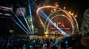 ITV #1 Wednesday as 'National Television Awards Show' #1 in the UK.