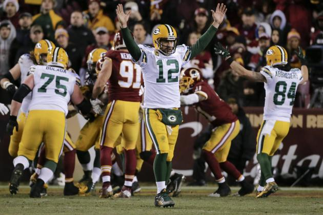 FOX #1 as 'NFL Wild Card Green Bay vs Washington' top program with  over 33 million viewers.