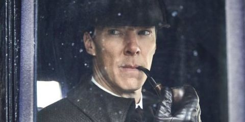 BBC One #1 New Year's Day as 'Sherlock Special' finished as the top program in the UK.