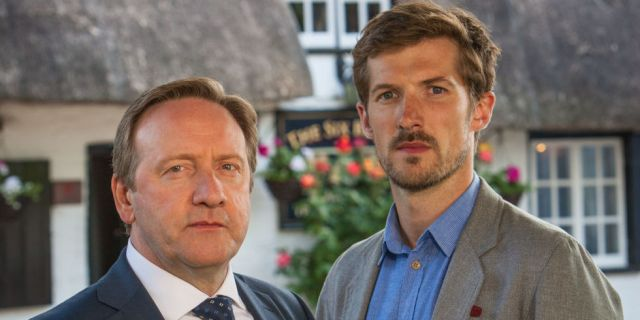 ITV #1 in the UK Wednesday as 'Midsomer Murders' top program