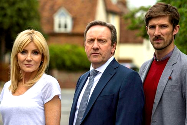 ITV #1 Wednesday in the UK as 'Midsomer Murders' was the top program.