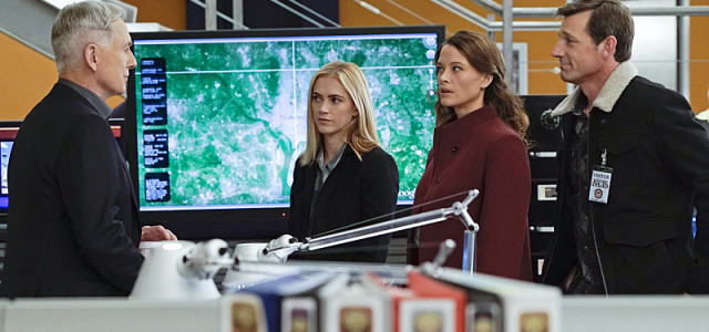 CBS #1 Tuesday as 'NCIS' finished as the top program.