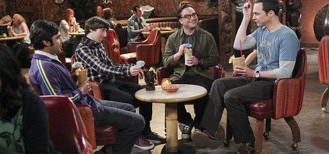 CBS #1 Thursday as 'The Big Bang Theory' finished as the top program with over 15 million viewers.