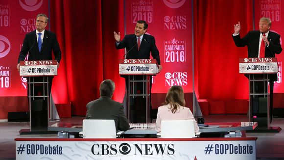 CBS #1 Saturday as '2016 Republican South Carolina Debate' was the top program.