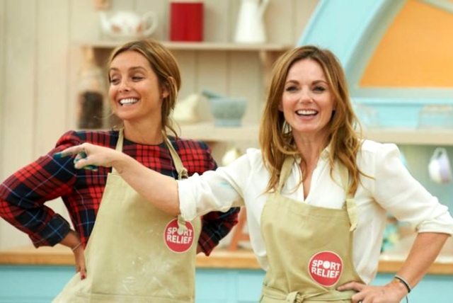 BBC One #1 Wednesday in the UK as 'The Great Sport Relief Bake-Off' finished as the #1 non-soap program.
