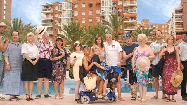 ITV #1 Monday in the UK as 'Benidorm' was the top program (outside of soaps)