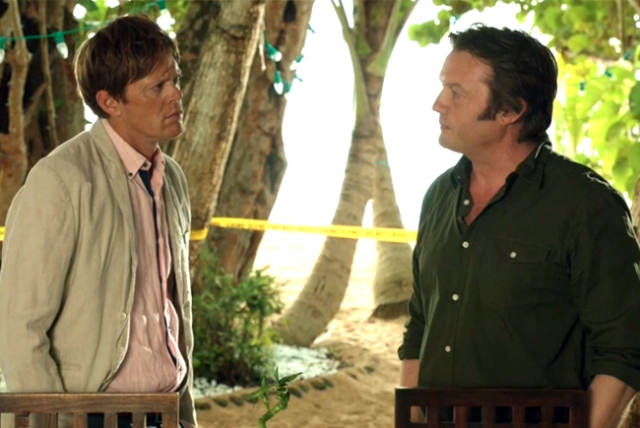 BBC One #1 Thursday in the UK as 'Death In Paradise' top program.