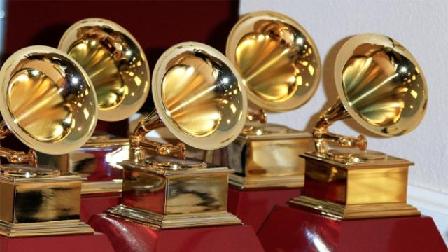 2016 Grammy Award Winners