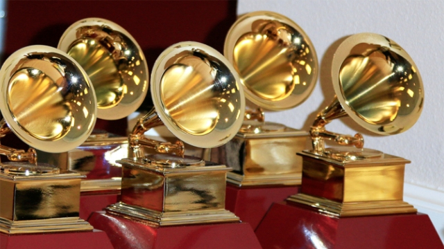 2016 Grammy Award Winners