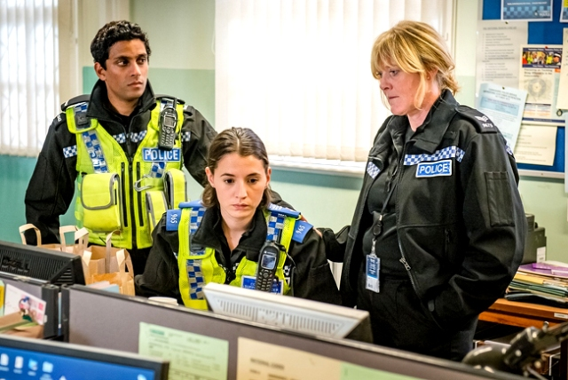 BBC One #1 Tuesday as 'Happy Valley' top non soap program