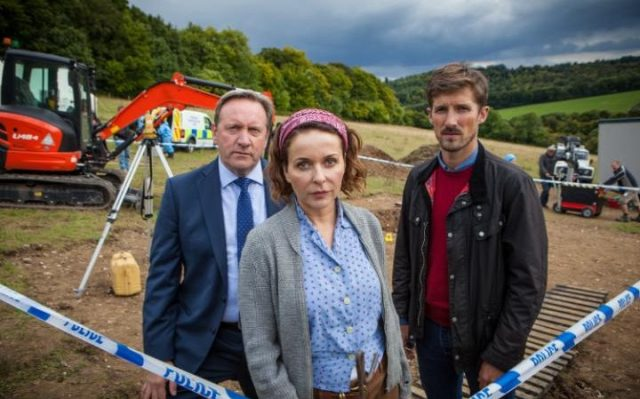 ITV #1 Wednesday as 'Midsomer Murders' was the  top program in the UK.