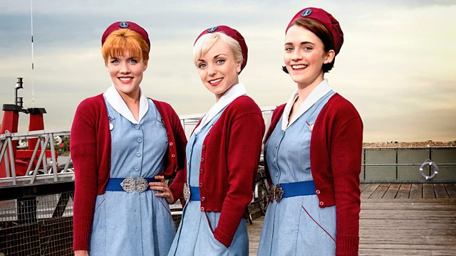 BBC One #1 Sunday in the UK as 'Call The Midwife' top program.