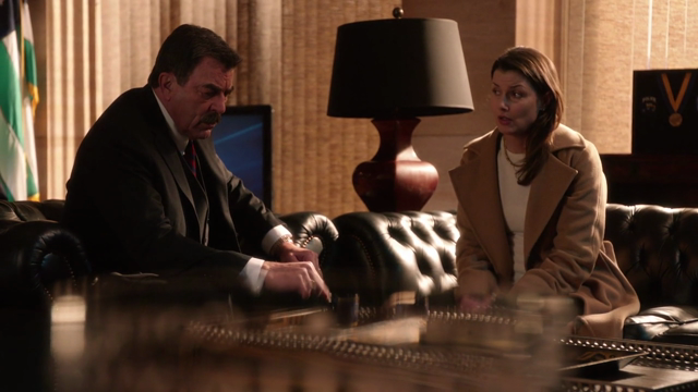 CBS #1 Friday as 'Blue Bloods' top program with over 10 million viewers.
