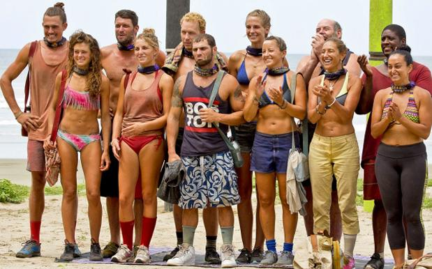 NBC #1 Wednesday but the season premier of CBS'  'Survivor' was the top program.
