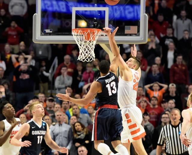CBS #1 Friday as 'NCAA Sweet Sixteen' top program.