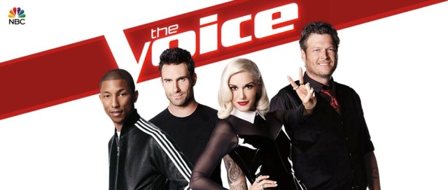 NBC #1 Monday with 'The Voice' as the top program.