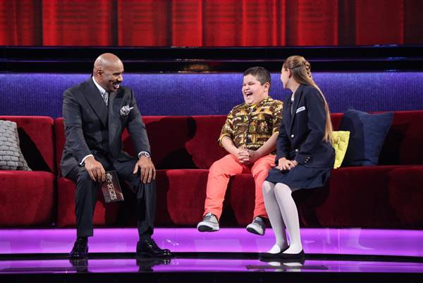 CBS #1 Sunday but NBC's 'Little Big Shots' top program.