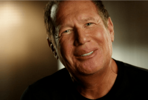 A comic genius passes his test on earth. Garry Shandling  to play 'Larry Sanders' in heaven. 'One, Two, Three, Four, Five, Six...'
