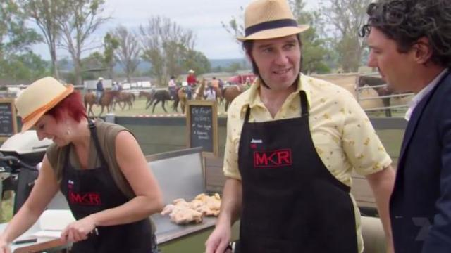 Seven #1 Wednesday in Australia as 'Seven News' & 'My Kitchen Rules' top programs.