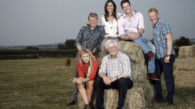 BBC One #1 Sunday in the UK as 'Countryfile' top program with nearly 7 million viewers.