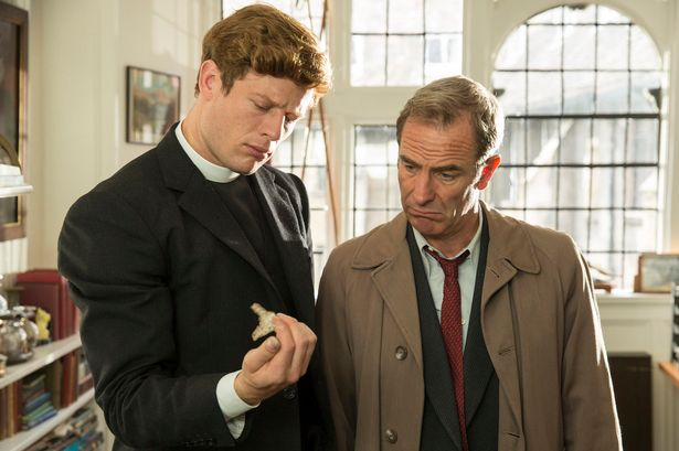 ITV #1 Wednesday in the UK as 'Grantchester' top non-soap program.