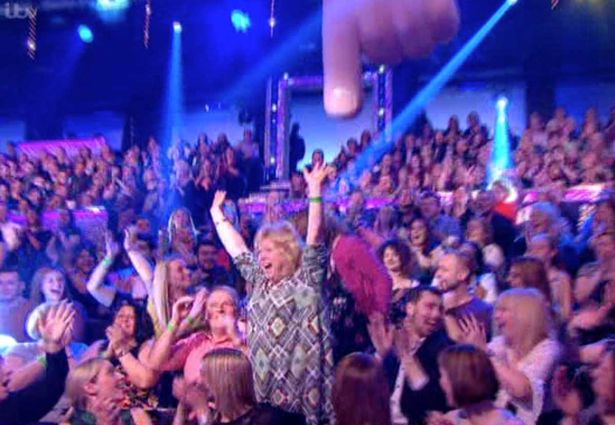 ITV #1 Saturday in the UK as 'Ant & Dec's Saturday Night Takeaway' top program.