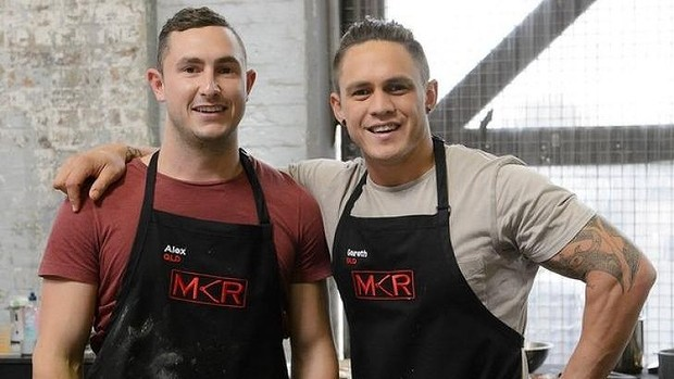 Seven #1 Monday in Australia as 'Seven News' & 'My Kitchen Rules' top programs.