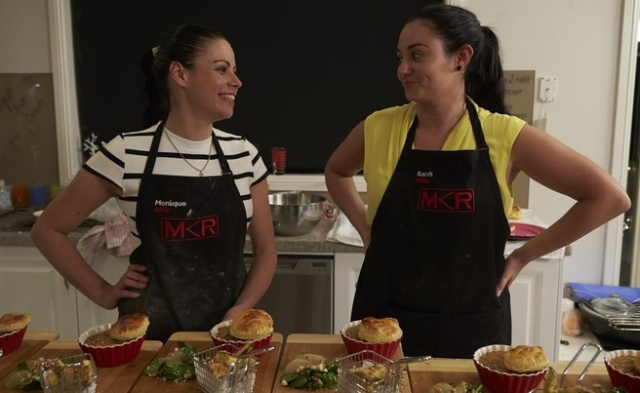 Seven #1 Sunday in Australia as 'My Kitchen Rules' & 'Nine News' top programs
