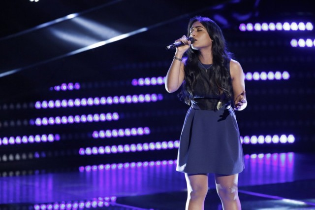 NBC finished #1 Monday as 'The Voice' top program with over 12 million viewers.