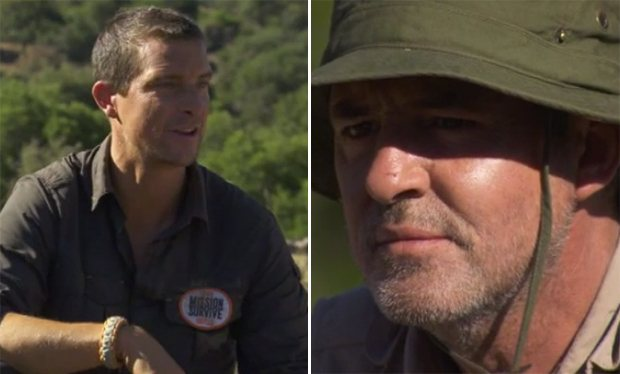 ITV #1 Thursday in the UK as 'Bear Grylls Mission Survive' top program