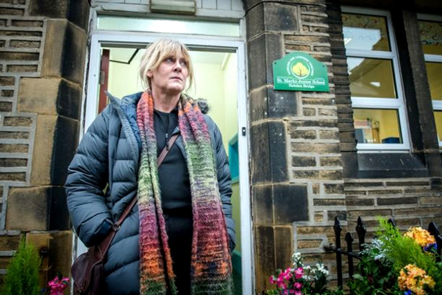 BBC One #1 Tuesday in the UK as 'Happy Valley' was the top program.