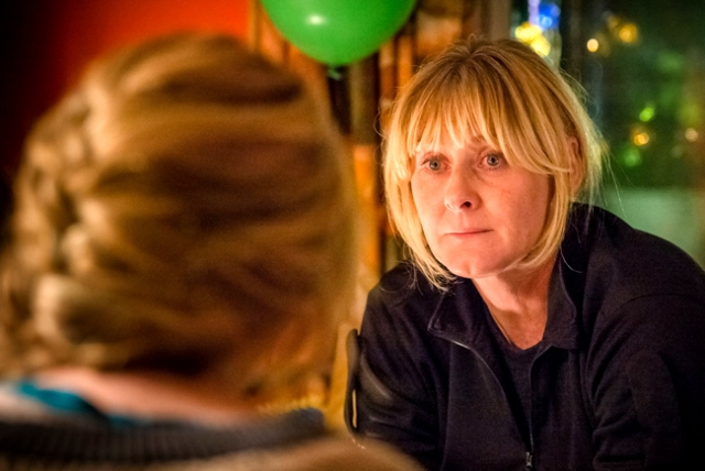 BBC One #1 Tuesday in the UK as 'Happy Valley' finished as the top program.