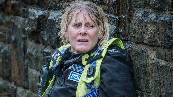 BBC One #1 Tuesday in the UK as 'Happy Valley' top program.