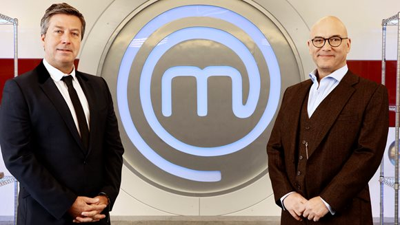 BBC One #1 Wednesday as 'MasterChef' top program.