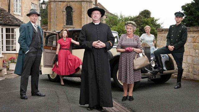 Seven #1 Saturday in Australia as 'Father Brown' & 'Seven News' top programs