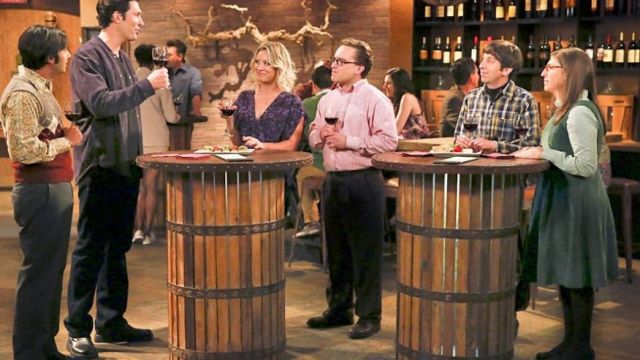 CBS #1 Thursday as 'The Big Bang Theory' top program with over 13 million viewers.