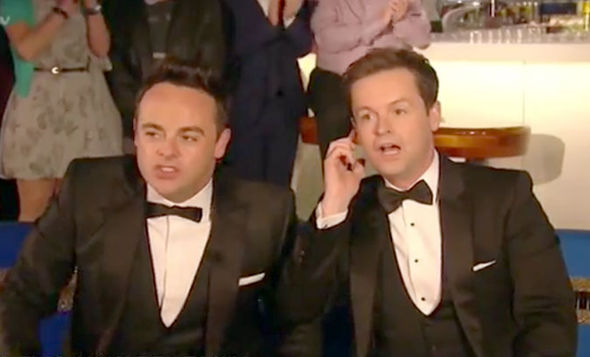 ITV #1 Saturday in the UK as 'Ant & Dec's Saturday Night Takeaway' finished as the top program.