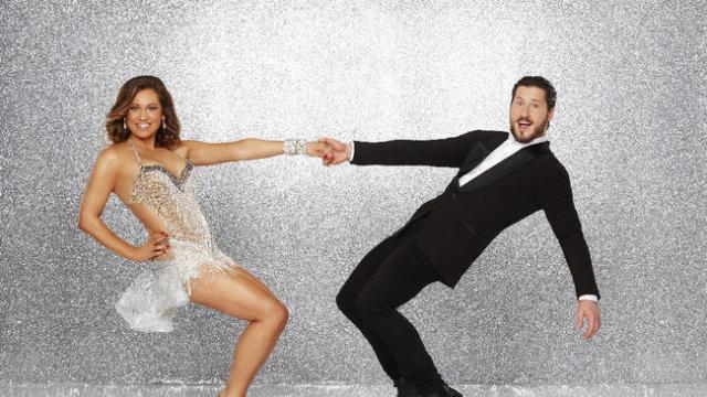 ABC #1 Monday as 'Dancing With The Stars' was the top program.
