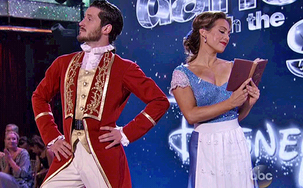 ABC #1 Monday as 'Dancing With The Stars' was the top program with over 12 million viewers.