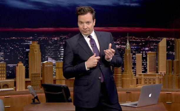 NBC's 'The Tonight Show starring Jimmy Fallon' finished #1 Monday in late night.