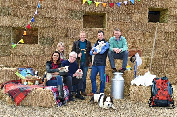 BBC One #1 Sunday in the UK as 'Countryfile' is the top program.