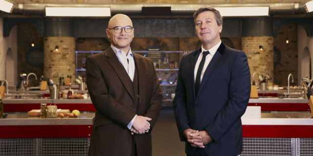 BBC One edges ITV Wednesday by share points as 'MasterChef' edges 'Scott & Bailey' for top program.